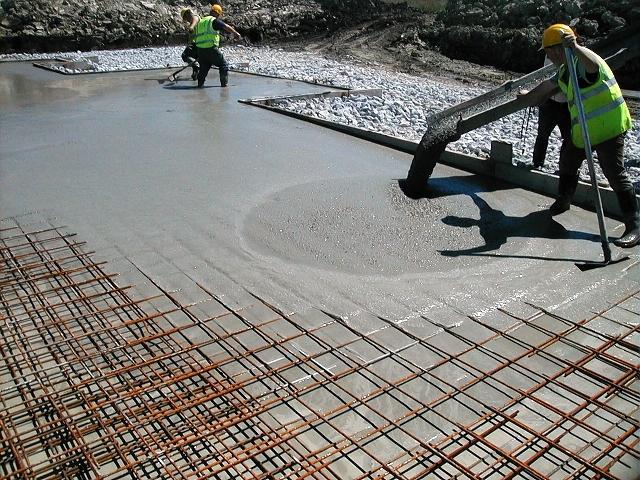 Ordinary concrete